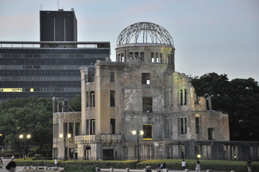 Hiroszima – stolica świata w walce z bronią atomową