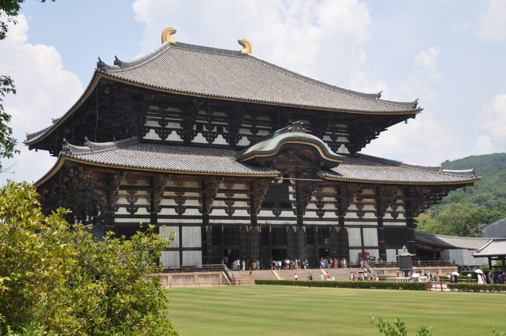 Nara – pierwsza stolica Japonii