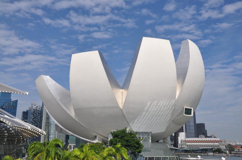 Atrakcje Marina Bay Sands w Singapurze